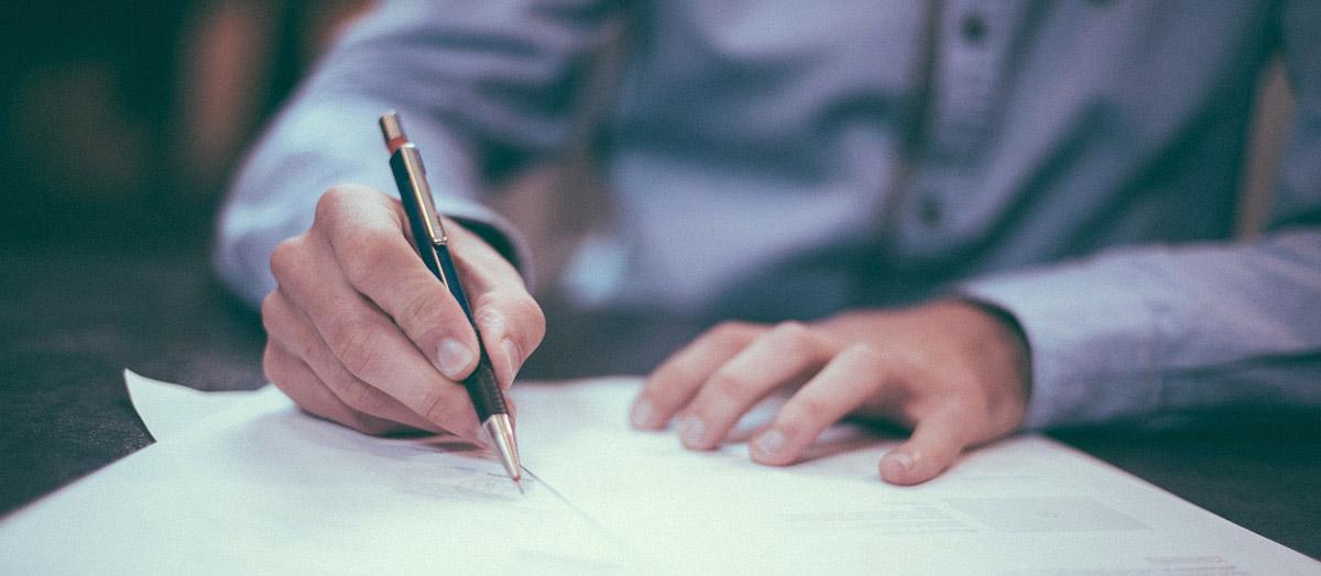 Comment rédiger les statuts de création d'entreprise