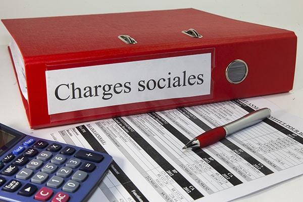 Comment sont calculées les charges sociales ?